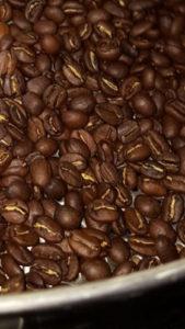fertiger Röstkaffee